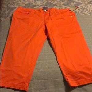 Merona Stretch Extensible Capri pants